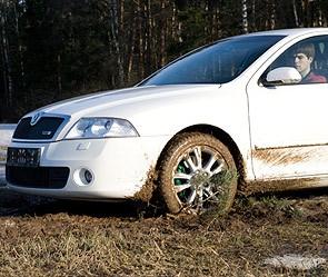 Шесть способов вытащить машину из грязи