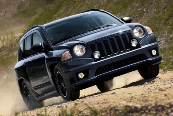 Jeep Compass и его позиции на авторынке