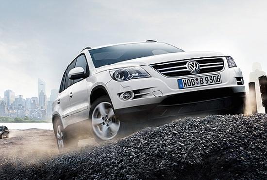 VW Tiguan в тoп-10 самых дешевых кроссоверов