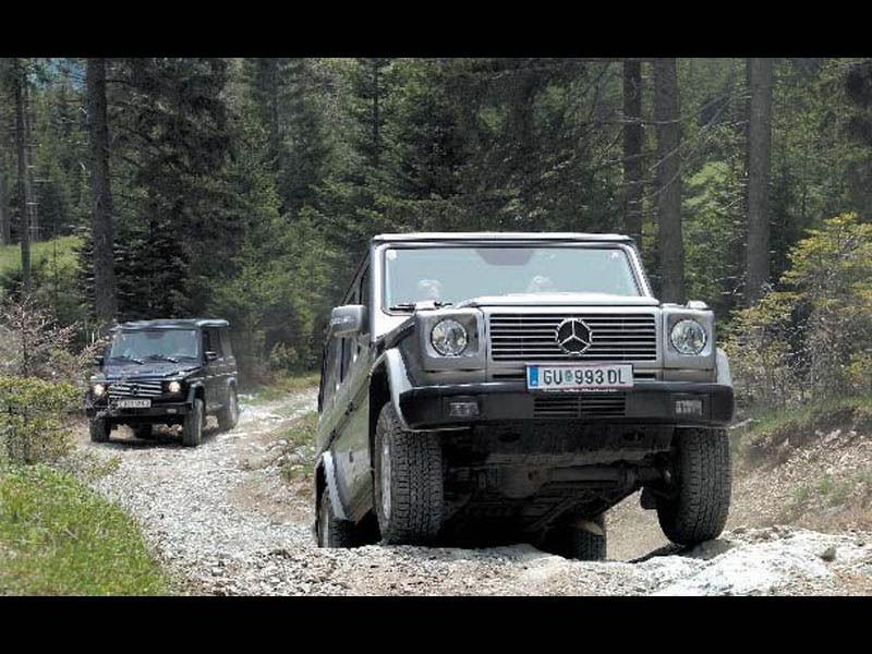 Вторичный рынок Mercedes-Benz G-Klasse