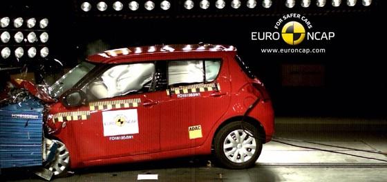 В последней серии краш-тестов Euro NCAP все остались живы