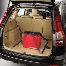Как правильно разместить вещи в автомобиле?