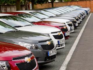 35 процентов подержанных автомобилей продается в Питере и Москве