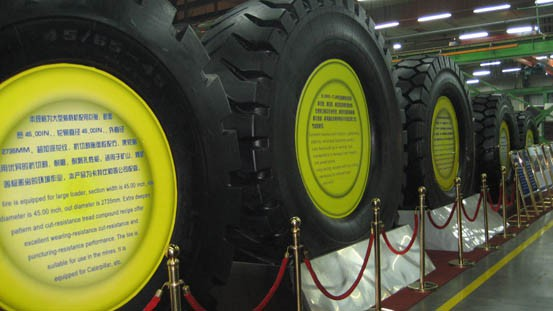 Грузовые шины ведущих китайских производителей на Российском рынке