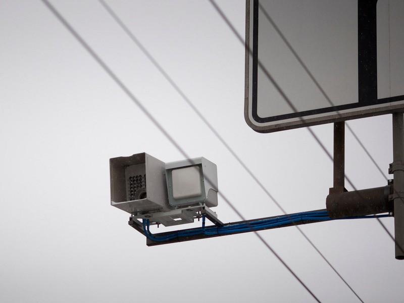 В Москве в течение года камеры зафиксировали свыше 4 млн. правонарушений, связанных с ПДД