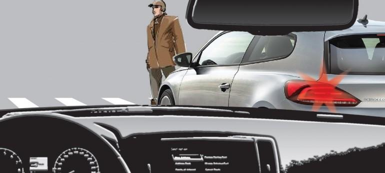 Рекомендации пешеходам и водителям: будьте бдительны на дорогах!