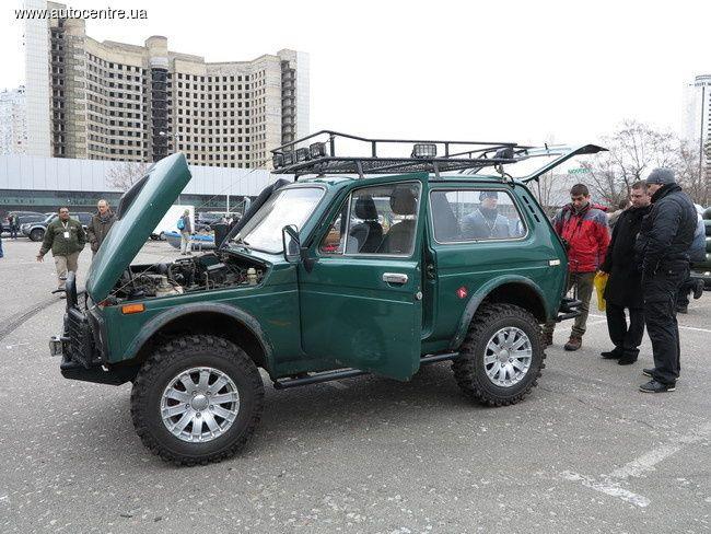 Какую машину купить для охоты
