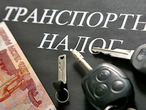 Начисление пени за просрочку транспортного налога