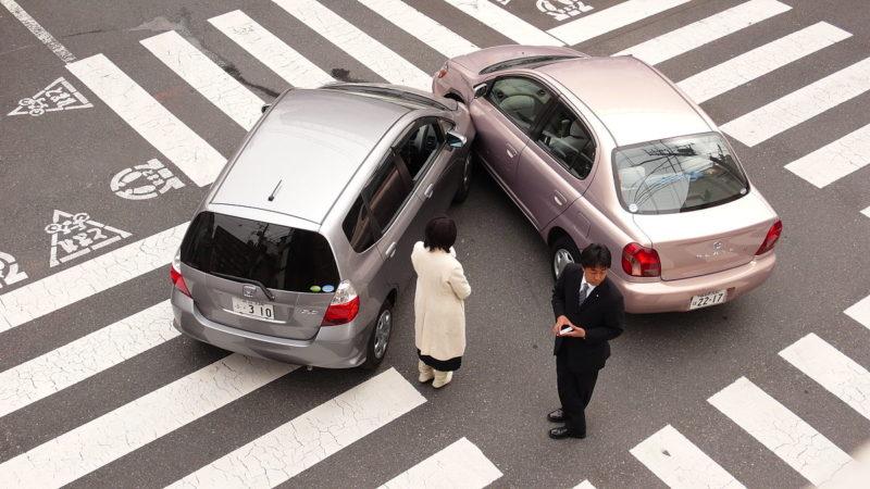 Ответственность за ДТП на чужой машине