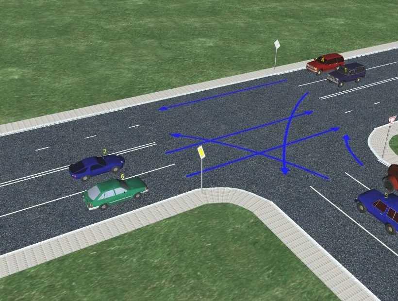 Как двигаться на Т-образном перекрестке: правила проезда и наказание за нарушение, проезд по нерегулируемому, перекрёстку равнозначных дорог, со светофором