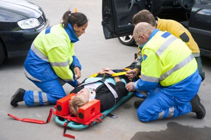 Классификация травм, получаемых при ДТП