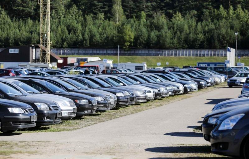 Особенности растаможки автомобиля из Литвы