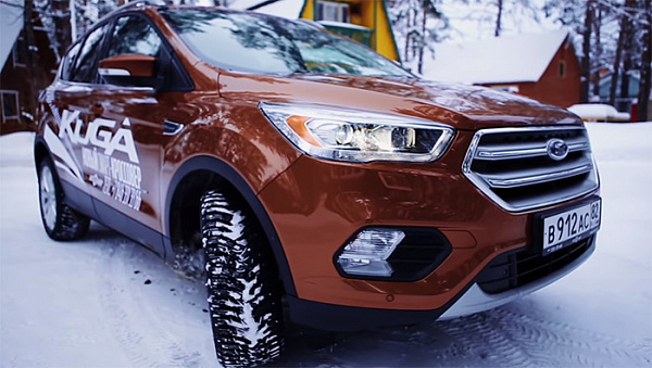 Водителям дали совет по прогреву машин зимой