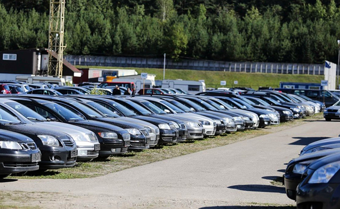 Стоимость растаможки авто из Литвы