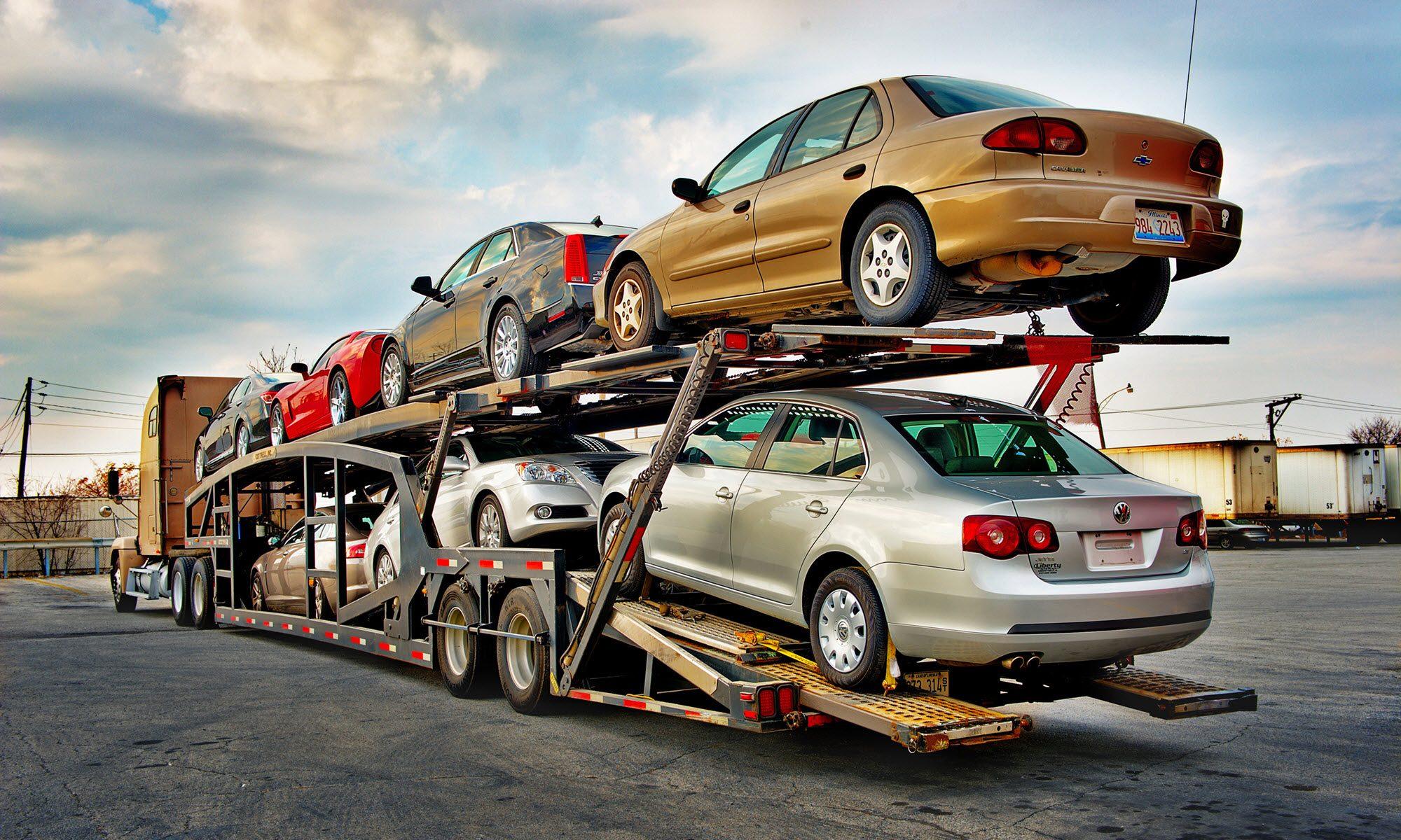 Импорт автомобилей из США в Украину
