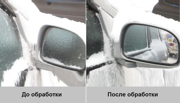 Как избежать обледенения лобового стекла и очистить поверхность от уже образовавшегося слоя