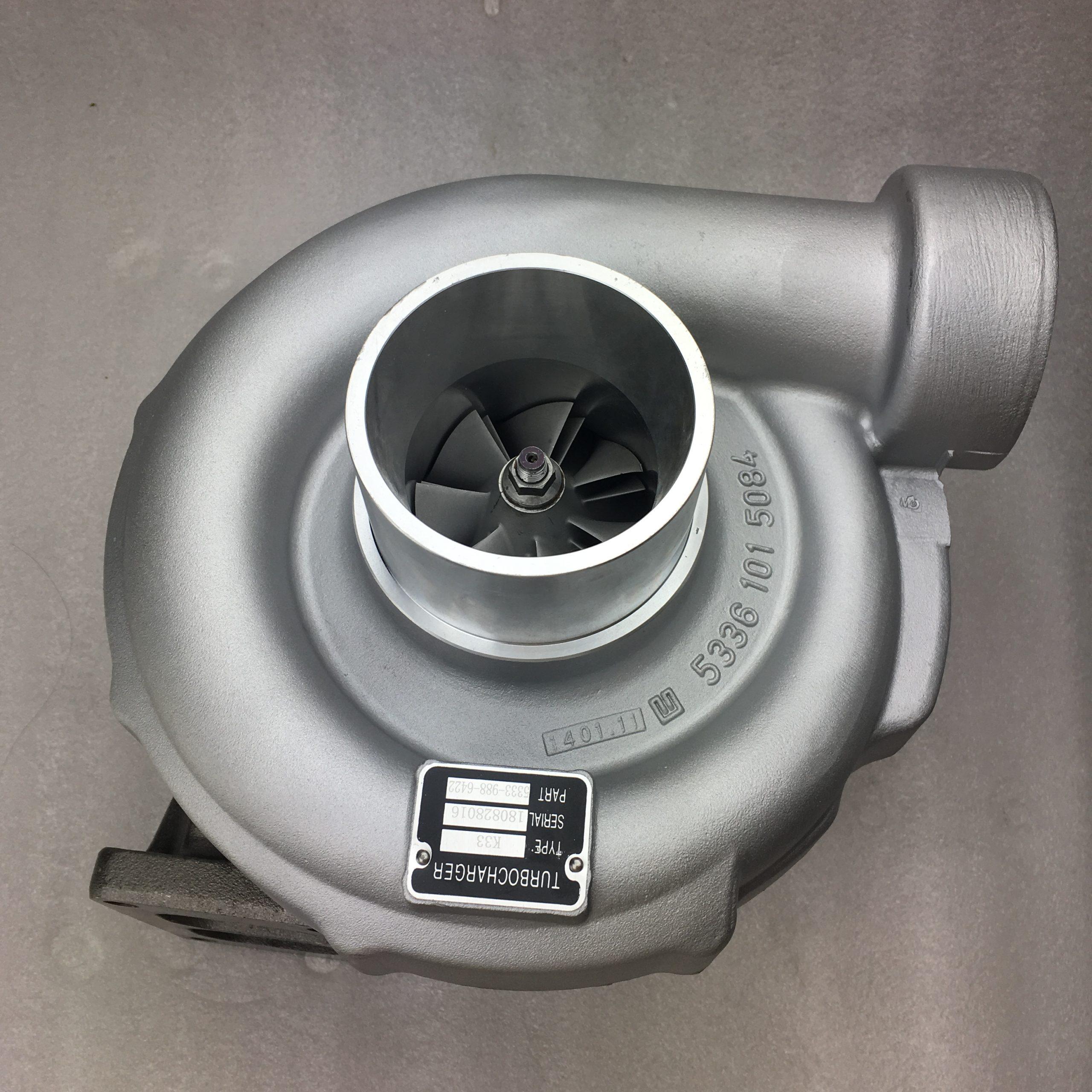 Диагностика и ремонт турбин дизельных двигателей
