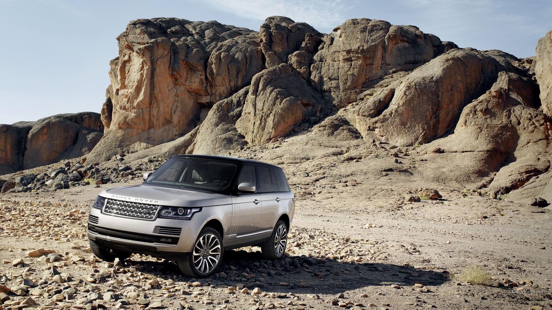 Самые примечательные факты о Land Rover