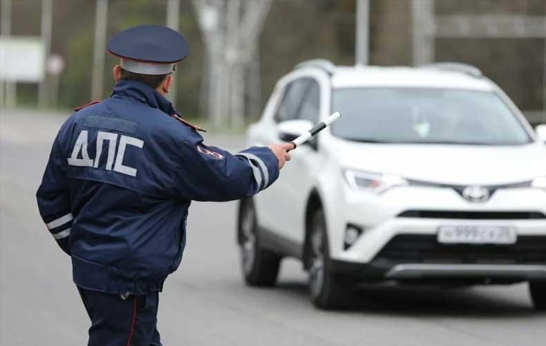 Новые штрафы для водителей с 1 июня 2021