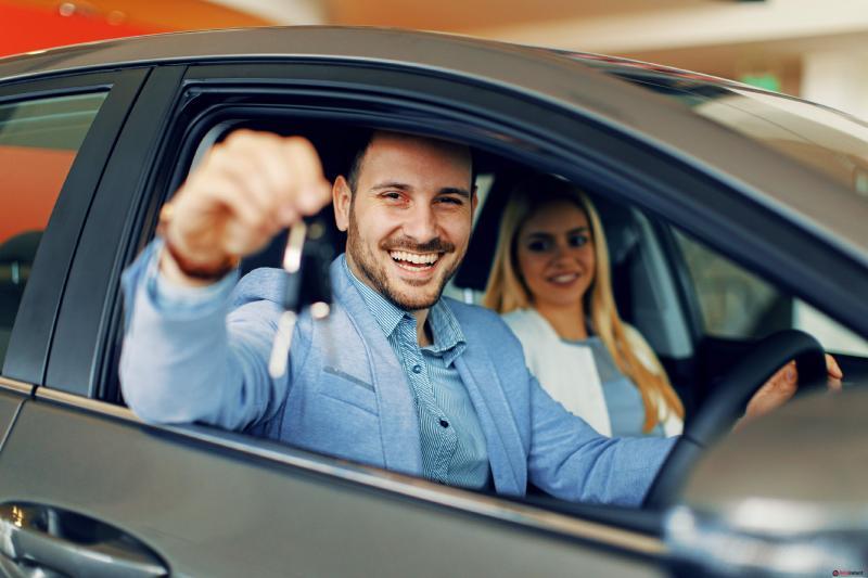 Заказ аренды авто за границей или из дома