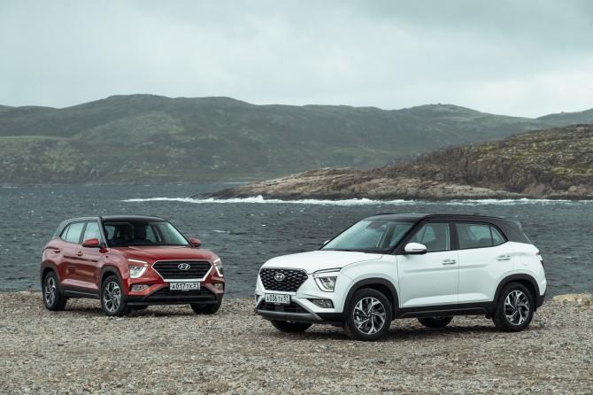 ТОП-10 самых продаваемых SUV в России по итогам сентября